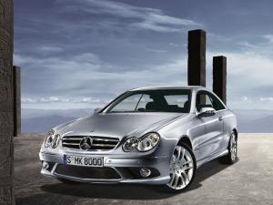 Mercedes CLK Sport Edition 2008
