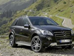Mercedes ML 63 Edition 10