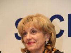 """Sanda-Maria Ardeleanu: """"Nu putem avea excelenţă fără o dotare corespunzătoare şi fără salarii decente pentru profesori"""""""