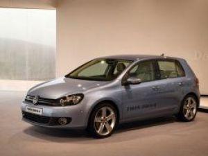 Volkswagen Golf VI Twin Drive Concept 2008