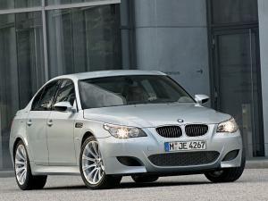 BMW M5 2007