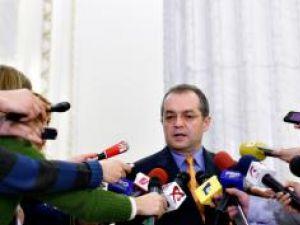 Preşedintele PDL, Emil Boc, a declarat, ieri, că viitorul Guvern va avea 18 ministere. Foto: MEDIAFAX