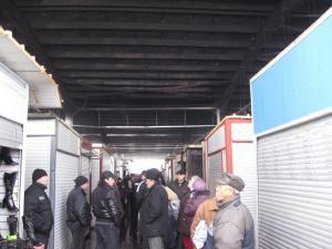 Bazariştii afectaţi de incendiu au declarat poliţiei că nu aveau datorii sau duşmani