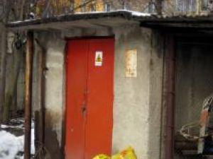 Deşeurile trebuiau depozitate într-o încăpere securizată, special amenajată