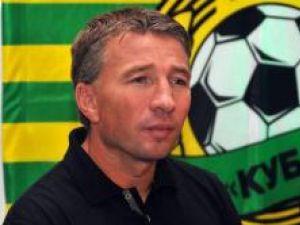 Dan Petrescu nu are verde pentru a antrena Steaua