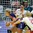 Naţionala de handbal feminin a României a învins ieri, la Herning, reprezentativa Danemarcei. Foto: gsp.ro