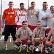 Railex ODN vizează o clasare pe podium la Turneul final naţional