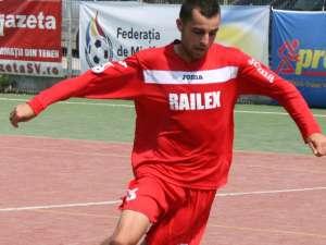 Sorin Nicoară a fost convocat la echipa naţională