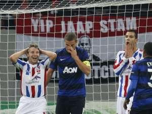 Oţelul nu a reuşit surpriza în faţa lui Manchester, deşi adversarii au jucat foarte prost