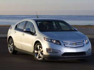 Chevrolet Volt s-a lansat în Europa