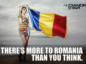 Alexandra Stan Foto: Andrei Nemirschi Main