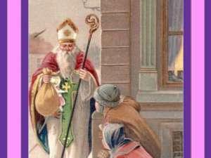 Sfântul Nicolae - Făcătorul de minuni şi Moşul încărcat de daruri pentru copii