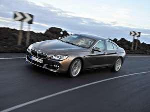 BMW introduce noua limuzină Seria 6 Gran Coupe
