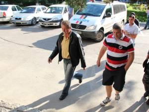 Daniel Andronic s-a întors acasă, însă are interdicţia de a părăsi ţara