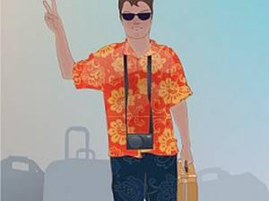 Cele mai mari gafe vestimentare pe care le fac bărbaţii când merg în vacanţă