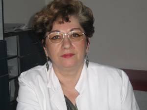 Dr. Irina Badrajan a spus că, din data de 14 octombrie, cadrele sanitare vor purta la serviciu cocarde tricolore