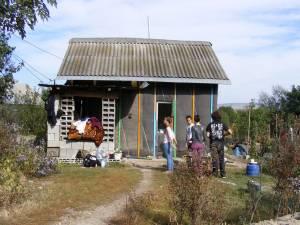 Casa familiei Pascariu din Liteni
