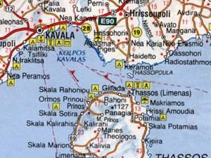 Sucevenii au rămas blocaţi în localitatea Limenaria, pe insula grecească Thassos