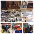 Expoziţie cu obiecte din Epoca de Aur, la liceul din Liteni