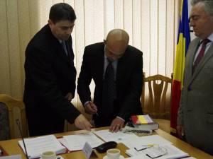 Liberalul Constantin Titianu, validat în funcţia de consilier judeţean