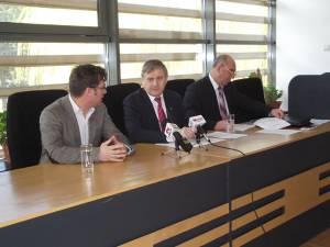 Viorel Varvaroi a prezentat concluziile raportului de evaluare a managementului CCB