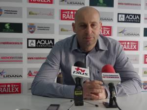 Costel Ilie speră ca sucevenii să se mobilizeze exemplar pentru meciul cu Rapid