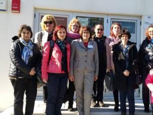 Curs de formare pentru profesori ai Şcolii Gimnaziale Nr. 4, în Lisabona, Portugalia