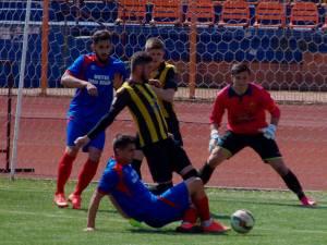 Bucovina Pojorâta a reuşit să se impună la scor pe terenul Ceahlăului din Piatra Neamţ, 4 – 0