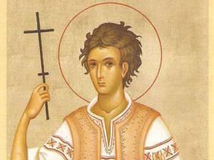 Sfântul  Mucenic Ioan Valahul (Românul)