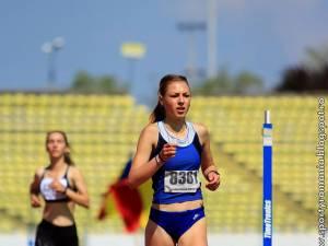 Andreea Doroftei a câștigat argintul în proba de 5000 metri la Internaționalele Ungariei