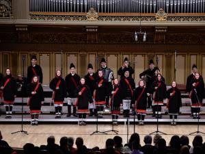 Concert extraordinar de colinde, la Casa de Cultură a Sindicatelor Suceava