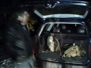Braconierii îşi fac de cap în zona Câmpulung Moldovenesc