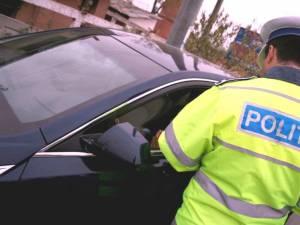 Razie de amploare organizată de poliţie în municipiul Suceava şi localităţile din jur