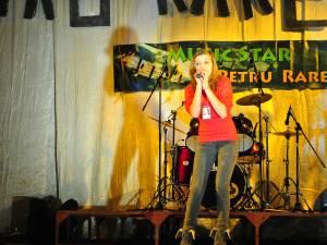 """Concursul de interpretare muzicală """"Music Star"""""""