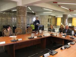 Dezbaterea publică a bugetului Sucevei, cu o singură persoană