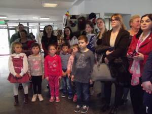 """Premiile Concursului de desene """"Europa prin ochii copiilor"""""""