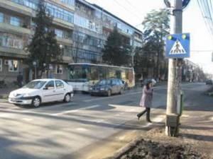 Copil de 7 ani, accidentat pe o trecere de pietoni din Suceava