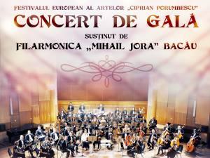 """Concert de Gală, susținut de Filarmonica """"Mihail Jora"""" Bacău"""