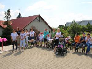 """Complexul de Recuperare """"Blijdorp – O Nouă Viaţă"""" a marcat astăzi 15 ani de la înfiinţare"""