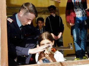 Elevii suceveni, cadeţi pentru o zi la Colegiul Militar din Câmpulung Moldovenesc