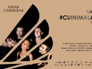 Spectacol de teatru caritabil, vineri, la Suceava şi Fălticeni