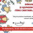 Dăruim și Ajungem MARI – târg caritabil la Carrefour