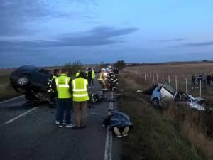 Accidentul în care au murit şase oameni, provocat de un şofer aflat în stare avansată de ebrietate