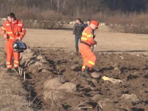 Corpul copilului a fost gasit pe un camp arat