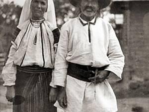 """Ciangăii din Bucovina"""