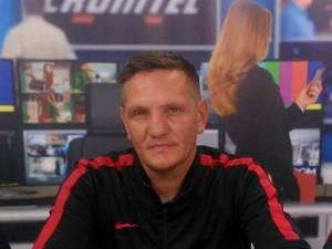 Alin Fercalo, antrenorul celor de la Zimbru, este pentru amânarea etapei de duminică