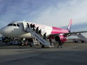 Gheorghe Flutur: Wizz Air va menţine zborurile zilnice de la Suceava la Londra şi în sezonul de iarnă 2018-2019