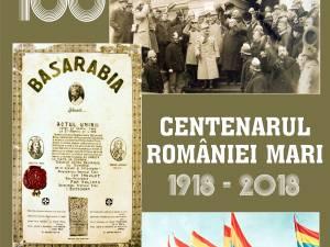 """Expoziţia """"Centenarul României Mari"""", la Muzeul Bucovinei"""