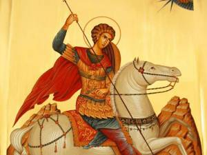 Sfântul Mare Mucenic Gheorghe, purtătorul de biruinţă