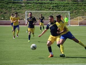 Foresta II Omnia a făcut scorul etapei cu Moldova Drăguşeni